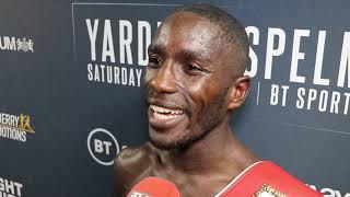 'WE USED CONOR BENN'S NAME TO SELL THE FIGHT & HE NEEDS TO GET OVER IT' - EKOW ESSUMAN BEATS PEYNAUD