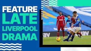 More Late Penalty Drama Against Liverpool