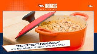Tailgate treats: How to add buffalo chicken dip to your 'Monday Night Football' spread