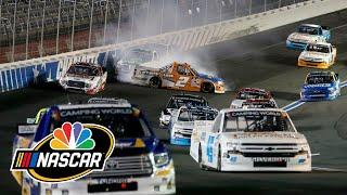 NASCAR Truck Series: N.C. Education Lottery 200   EXTENDED HIGHLIGHTS   5/28/21   Motorsports on NBC