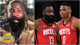 James Harden is not answering calls from the Rockets - Kendrick Perkins | The Jump