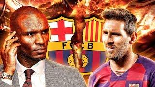 Lionel Messi To REJECT New Barcelona Contract Over Feud With Abidal?! | Transfer Talk