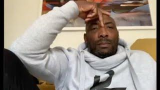 JOHNNY NELSON REACTS TO ANTHONY JOSHUA'S COMMENTS AT BLM PROTEST & HIS KNEE INJURY, OUT FOR 4 WEEKS