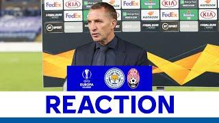 'Clean Sheet Was Important For Us.' - Brendan Rodgers | Leicester City 3 Zorya Luhansk 0