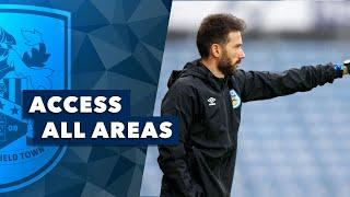 ACCESS ALL AREAS | Huddersfield Town vs Manchester United U23s