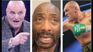 'I COULDNT TOUCH HIM' -JOHNNY NELSON REVEALS ON SPARRING TYSON FURY, & WHAT BIG JOHN FURY TOLD TYSON