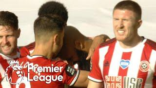 David McGoldrick's second goal makes it 3-0 to the Blades v. Chelsea | Premier League | NBC Sports