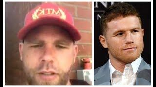 'I'VE HEARD CANELO'S S*** A MILLION TIMES BEFORE' - BILLY JOE SAUNDERS / FURY-AJ & MIKE TYSON RETURN
