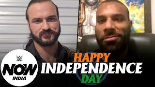 Big Show, McIntyre, Mahal & more WWE Superstars wish India a Happy Independence Day: WWE Now India