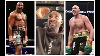 'ARE YOU SAYING HEARN IS TALKING S***? -JOHNNY NELSON ON FURY v WHYTE / WHYTE-CHISORA IS 'HIGH RISK'