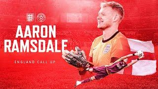 Aaron Ramsdale   Goalkeeper called up to England   Best save compilation 20/21