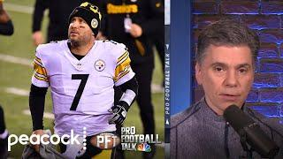 Will Ben Roethlisberger return to the Pittsburgh Steelers? | Pro Football Talk | NBC Sports
