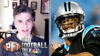 Analyzing Cam Newton's contract incentives with Patriots | Pro Football Talk | NBC Sports
