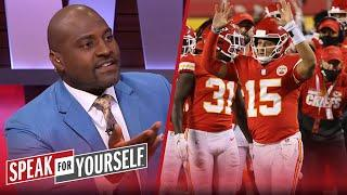 Wiley & Acho react to Mahomes, Chiefs Week 1 win against the Texans | NFL | SPEAK FOR YOURSELF