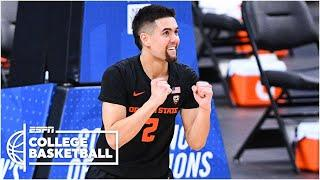 Oregon State beats Colorado for first Pac-12 Tournament title [HIGHLIGHTS] | ESPN College Basketball