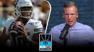 NFL Draft 2020: Chris Simms' First Round Quarterback Reactions | Chris Simms Unbuttoned | NBC Sports