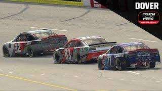 LIVE Racing:  eNASCAR Coca-Cola iRacing Series from Dover International Speedway