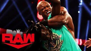 Bobby Lashley separates R-Truth from his title: Raw, Nov. 2, 2020