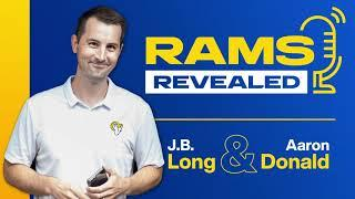 """Ep. 29: Aaron Donald on Brockers """"He's A Piece of the Puzzle We Need""""   Rams Revealed Podcast"""