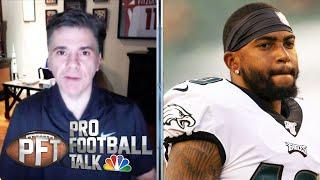 Will Eagles move on from DeSean Jackson after anti-Semitic post? | Pro Football Talk | NBC Sports