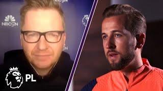 Harry Kane on Spurs' start, Heung-min Son connection | Inside the Mind with Arlo White | NBC Sports