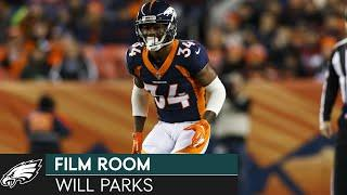 Breaking Down Will Parks' Versatility | Eagles Film Room