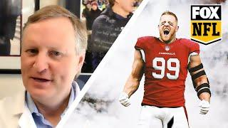 J.J. Watt signs with the Cardinals — Dr. Matt doesn't expect health to be major hurdle | FOX NFL