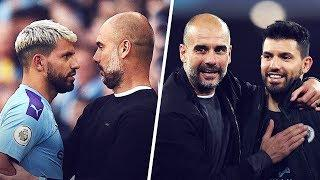 How dinner with Pep Guardiola changed Sergio Agüero's career | Oh My Goal