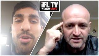 'EDDIE HEARN THOUGHT I BEAT McGREGOR' - KASH FAROOQ TALKS SIGNING WITH MATCHROOM & McGREGOR REMATCH