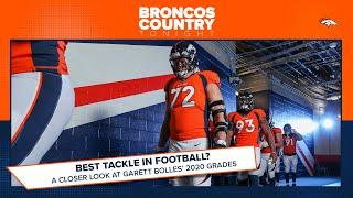 Why Garett Bolles might be considered the best left tackle in the NFL   Broncos Country Tonight
