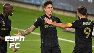 LAFC 4-2 Portland Timbers: Diego Rossi, Bradley Wright-Phillips score in LAFC's win | MLS Highlights