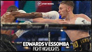 Brilliant performance! Sunny Edwards v Thomas Essomba fight highlights