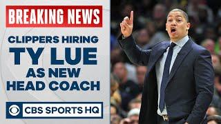 Los Angeles Clippers hiring Ty Lue as new head coach on five-year deal, per report | CBS Sports HQ