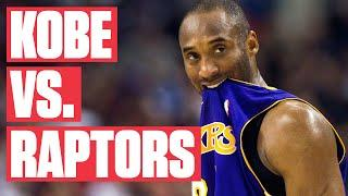 NBA Top 5 Countdown: Kobe Bryant vs. Toronto Raptors