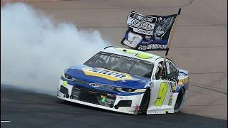 Chase Elliott wins big at Phoenix, crowned 2020 NASCAR Cup Series Champion | Extended Highlights