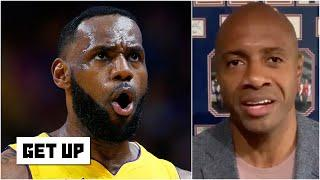 LeBron must win multiple titles with the Lakers to become a franchise great - Jay Williams | Get Up