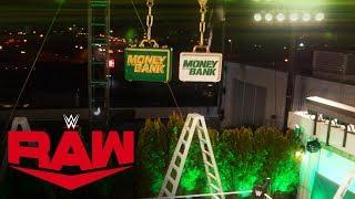 Take a look at WWE Global Headquarters ahead of Money in the Bank: Raw, May 4, 2020