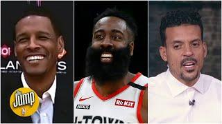 Reacting to Stephen Silas' comments about Harden, Westbrook and the Rockets' offense   The Jump