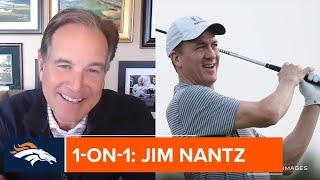 Jim Nantz weighs in on The Match, golfing with Peyton Manning: 'We set the course record'
