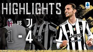 Bologna 1-4 Juventus   Juventus Close Season in Style with Win   Serie A Highlights