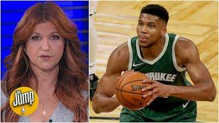 Are Giannis Antetokounmpo's free throw struggles a major concern? | The Jump