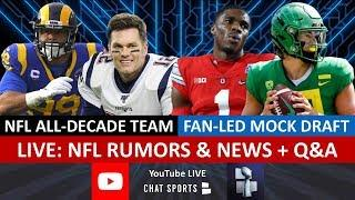 NFL Daily With Mitchell Renz & Tom Downey - April 6th