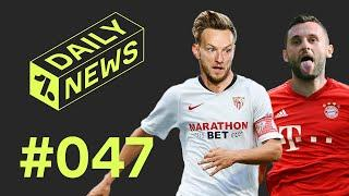 Bayern find Thiago replacement + Rakitic LEAVES Barcelona!  Daily News