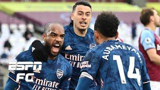 Arsenal return from 'HUMILIATING' 3-goal deficit vs. West Ham, but which team is better?   ESPN FC