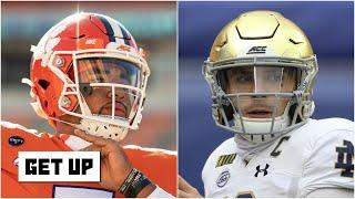 Clemson vs. Notre Dame: Who needs it more? | Get Up