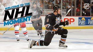 Welcome to the NHL Moment: Alex Ovechkin
