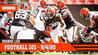 Browns Live: Football 101 - The Two Minute Drill