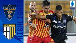 Lecce 3-4 Parma | Lecce get relegated after 7 goal thriller! | Serie A TIM