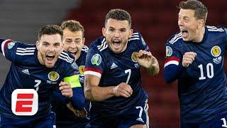 Scotland beat Israel on penalties: Can they reach their first major tournament since 1998? | ESPN FC