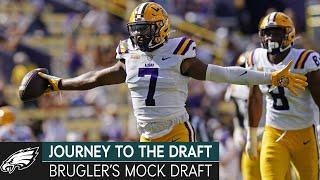 Dane Brugler's Mock Draft, Rivalry Week Standouts & Red Zone Monsters | Journey to the Draft